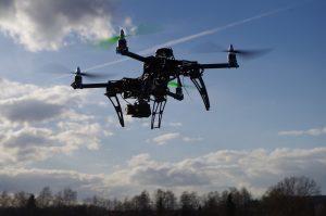 Leuk idee: drone fotografie