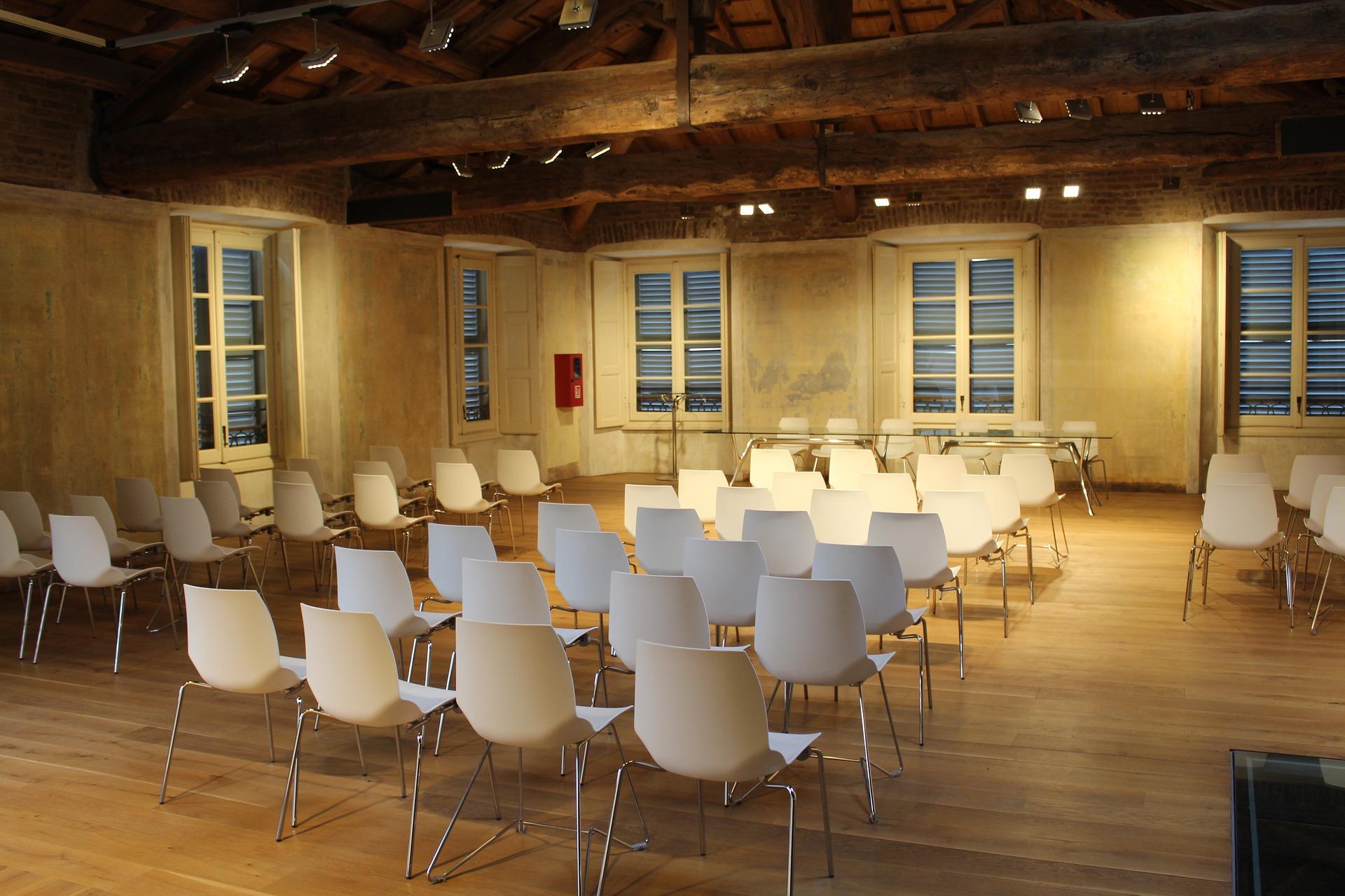 Evenementen in het congrescentrum Utrecht