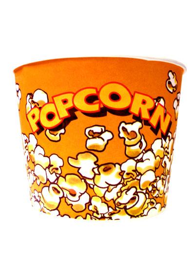 Popcorn beker